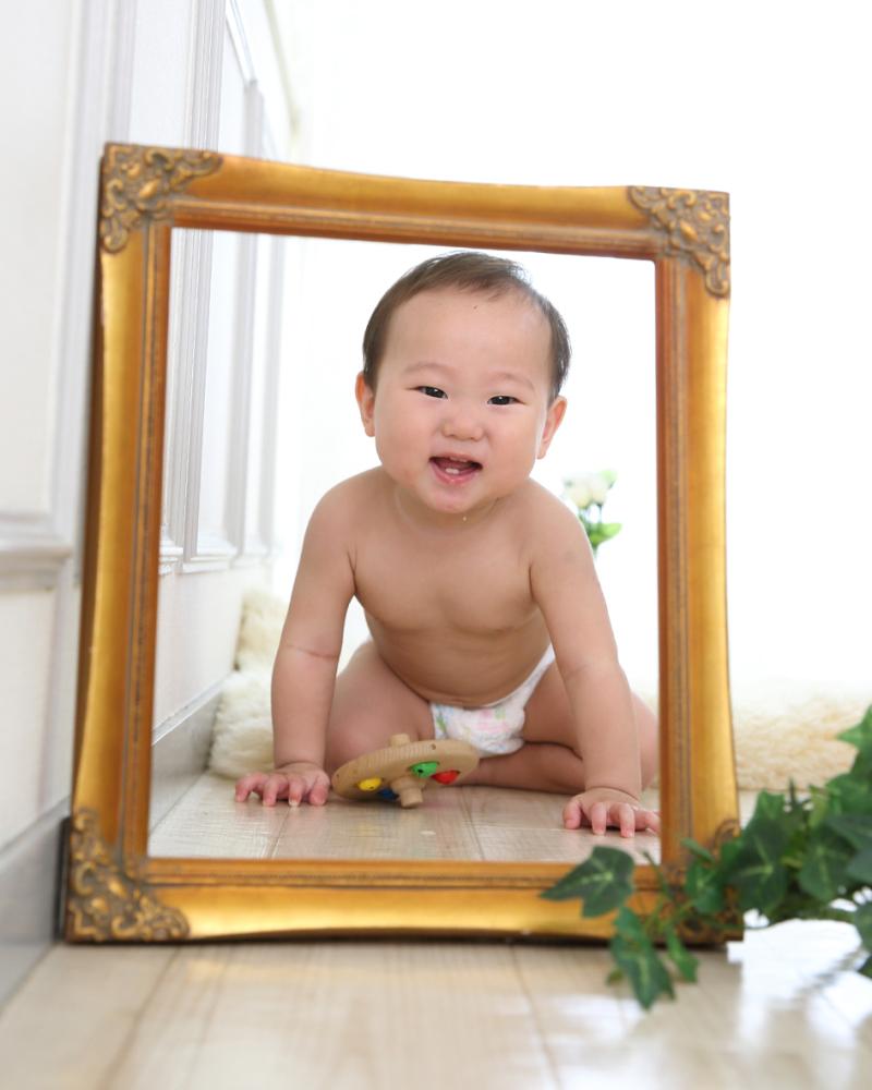 赤ちゃんフォト撮影