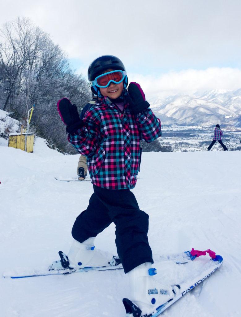 御岳2240スキー場へ行ってきました。