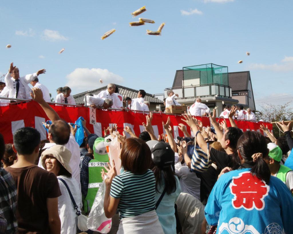 地域のお祭り