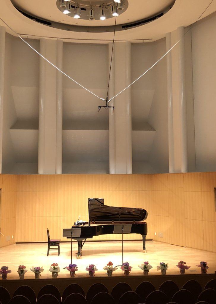 ピアノ&木管、弦楽器の発表会撮影