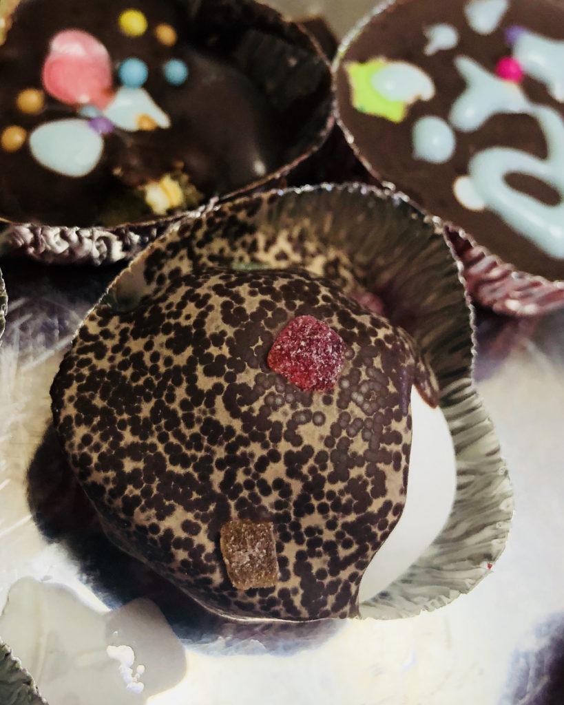 カビチョコレート