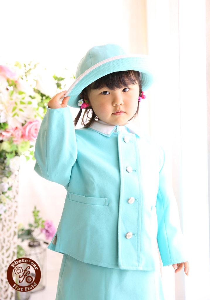 幼稚園 入学写真