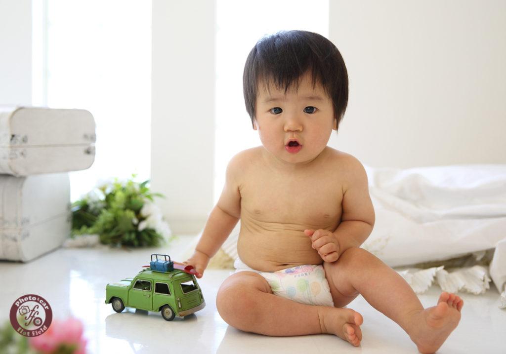 赤ちゃんフォト