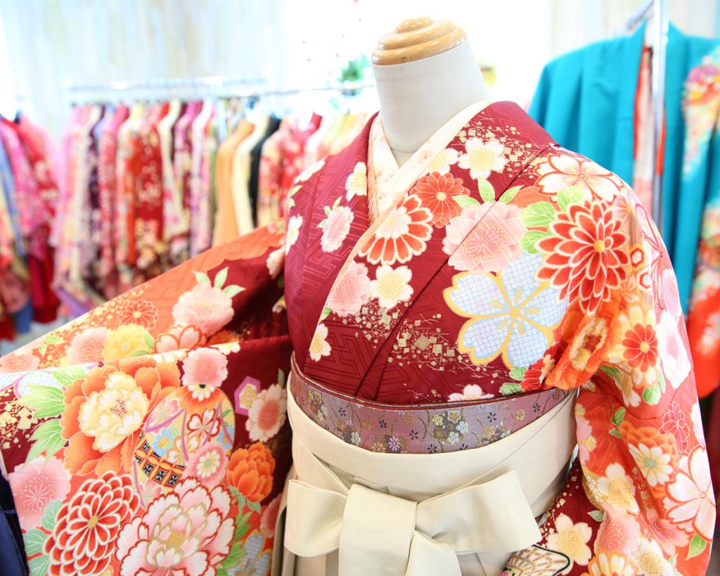 8月24日~卒業袴衣装展