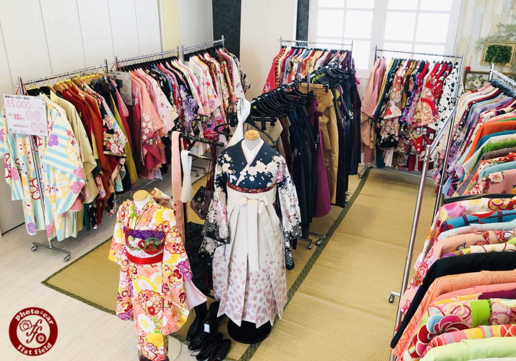 卒業袴衣装展開催いたします。