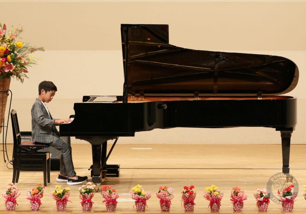 ピアノの発表会 豊明市